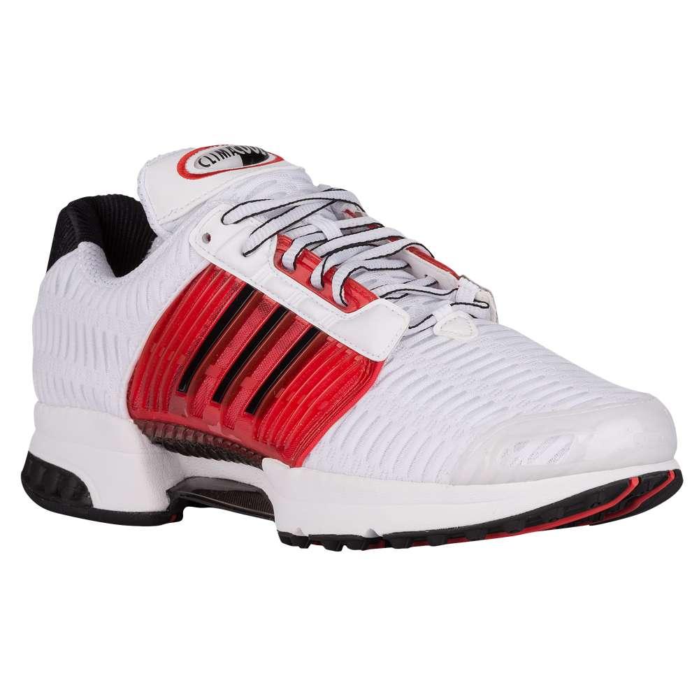 アディダス adidas メンズ ランニング・ウォーキング シューズ・靴【ClimaCool 1】White/Red/Black