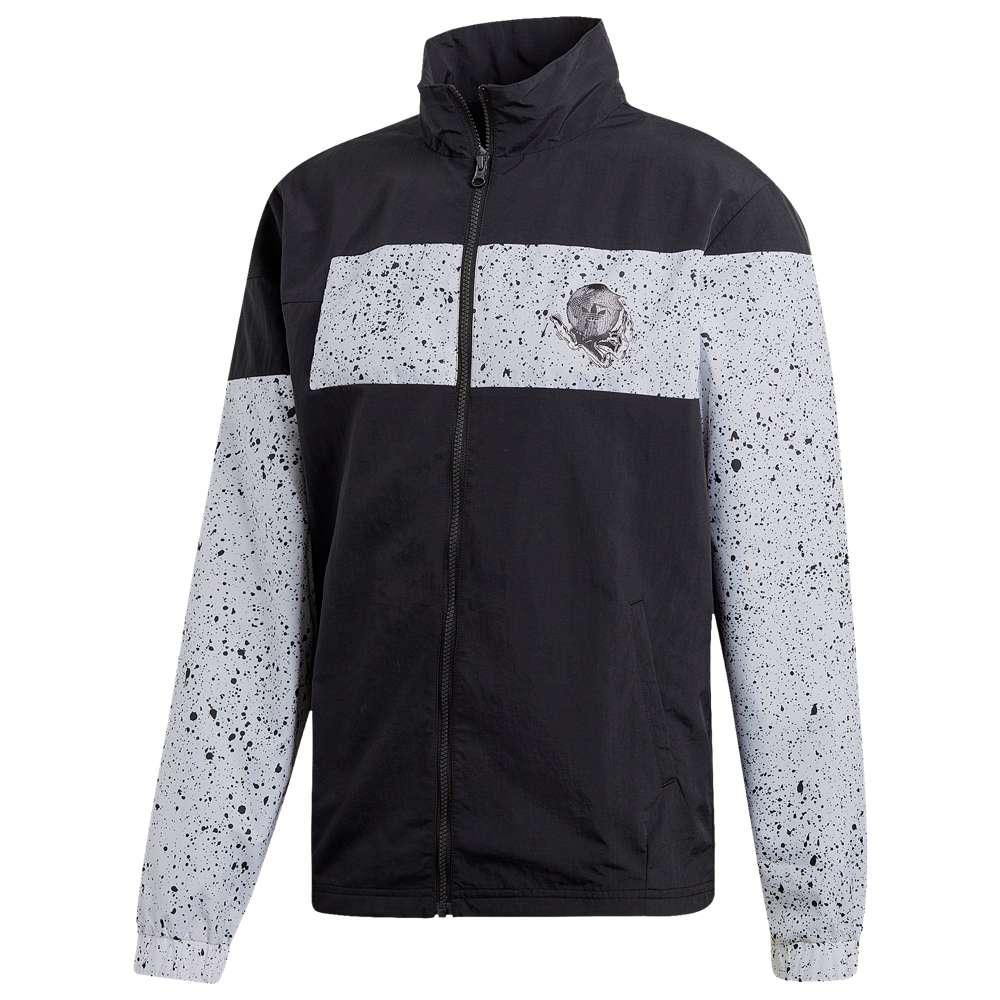アディダス adidas Originals メンズ アウター ジャージ【Planetoid Track Jacket】Black/White