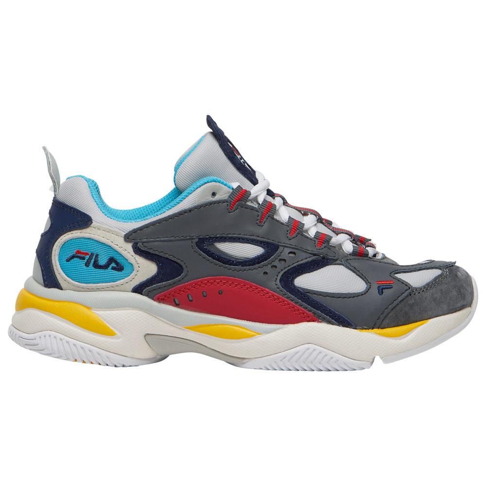 フィラ Fila レディース ランニング・ウォーキング シューズ・靴【Boveasorus】Grey/Grey/Navy/Red/Yellow