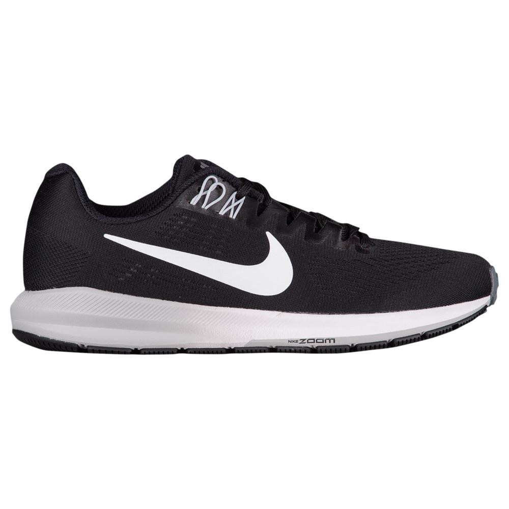 ナイキ Nike レディース ランニング・ウォーキング シューズ・靴【Air Zoom Structure 21】Black/White/Wolf Grey/Cool Grey