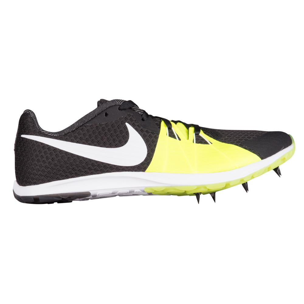 ナイキ Nike レディース 陸上 シューズ・靴【Zoom Rival XC】Black/White/Volt/Barely Volt