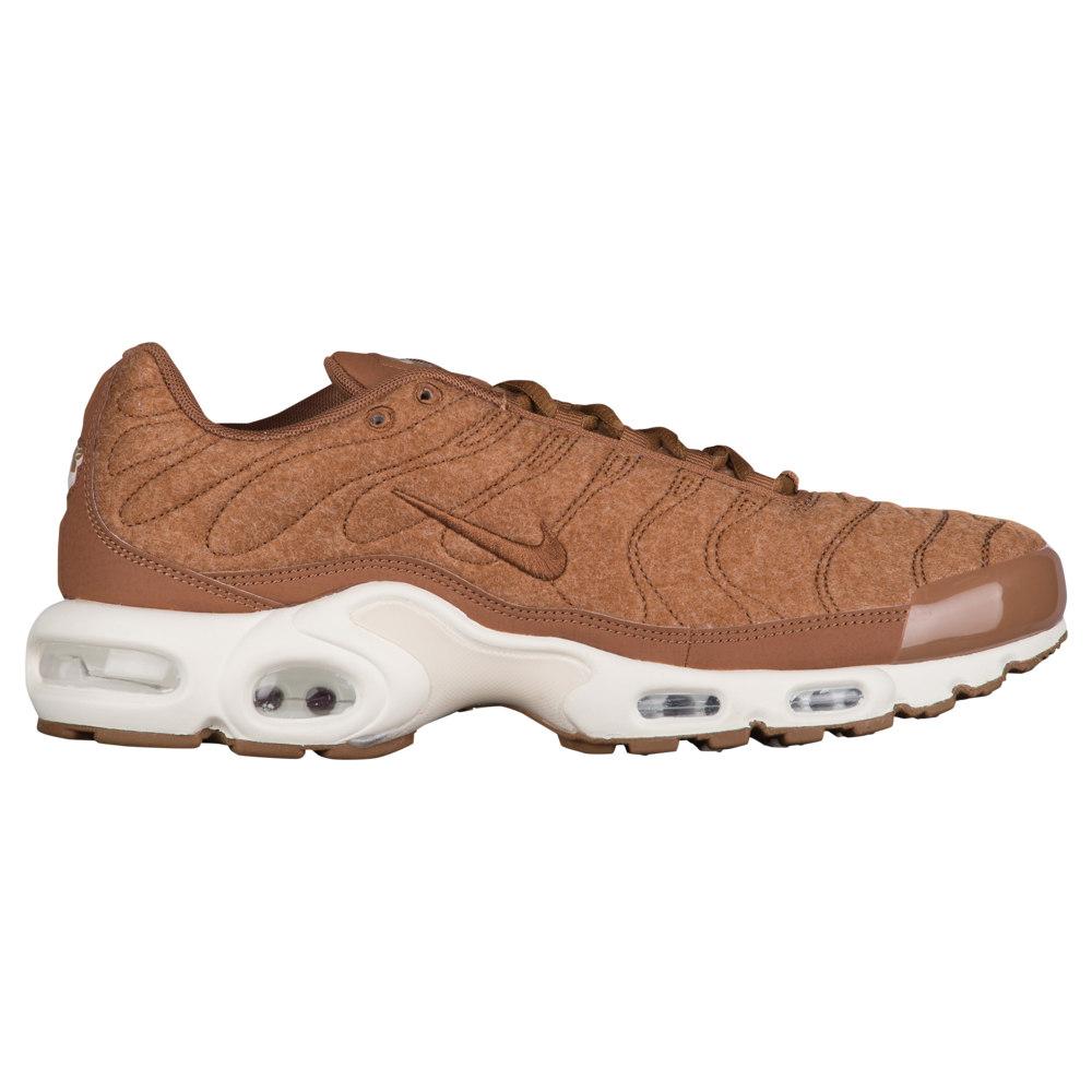 ナイキ Nike メンズ ランニング・ウォーキング シューズ・靴【Air Max Plus】Ale Brown/Ale Brown/Sail Quilted