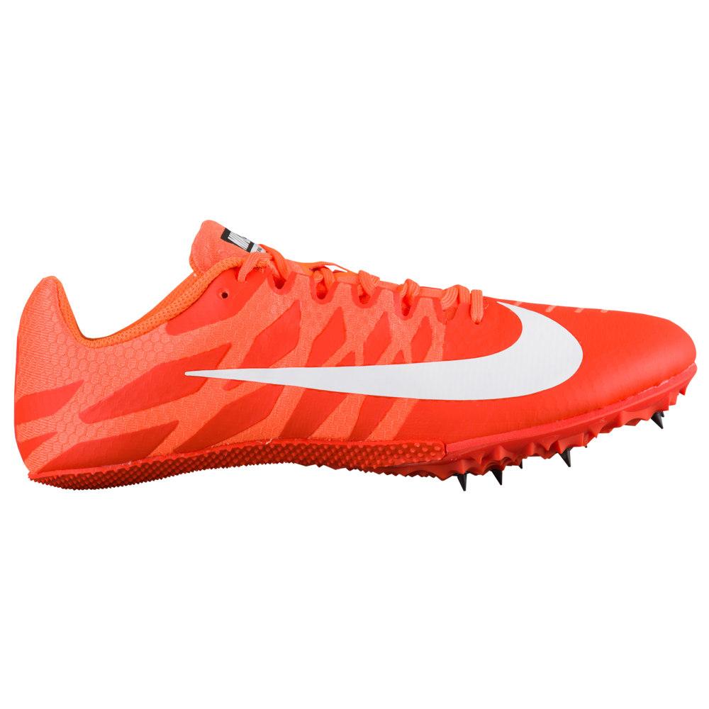 ナイキ Nike メンズ 陸上 シューズ・靴【Zoom Rival S 9】Team Orange/White/Cone/Black