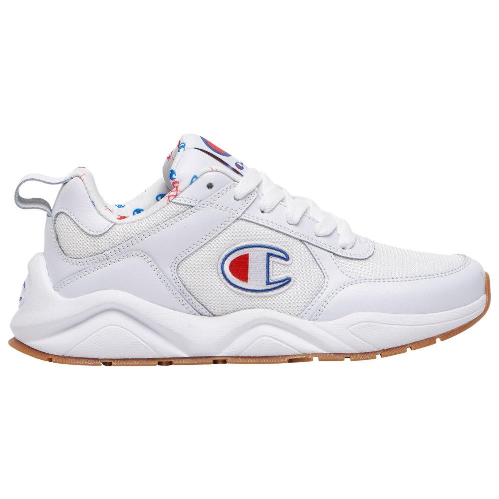 チャンピオン Champion レディース ランニング・ウォーキング シューズ・靴【93Eighteen Classic】White