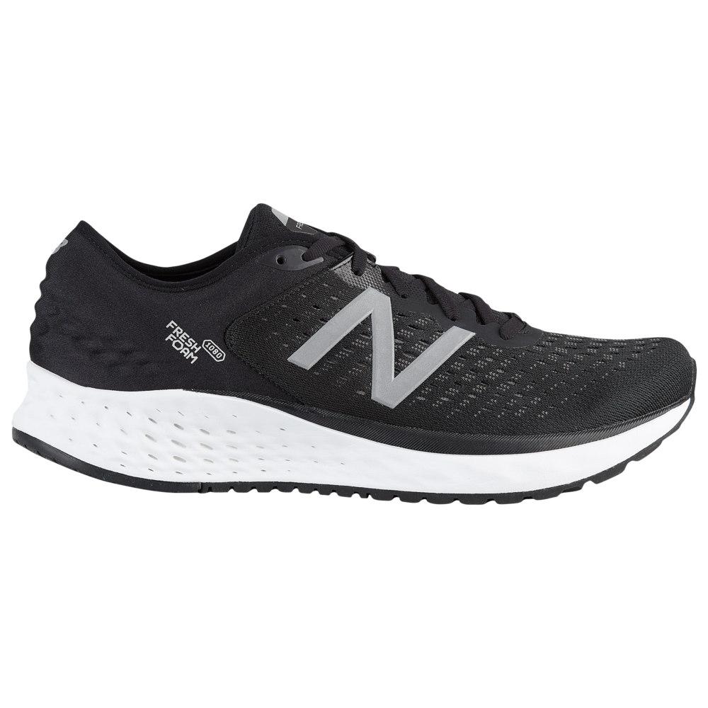 ニューバランス New Balance メンズ ランニング・ウォーキング シューズ・靴【Fresh Foam 1080 V9】Black/White