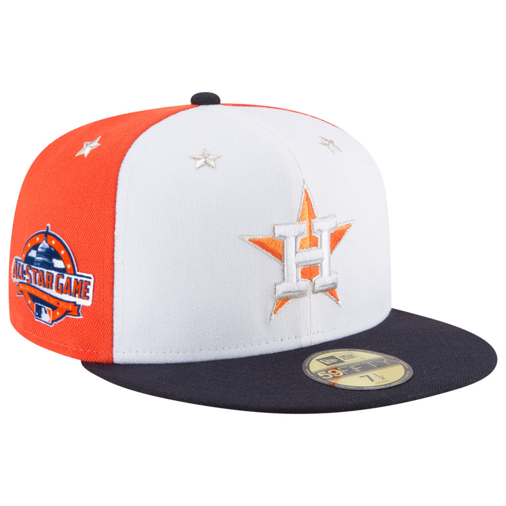 ニューエラ New Era メンズ 帽子 キャップ【MLB 59Fifty All-Star Game Cap】MLB Houston Astros Multi