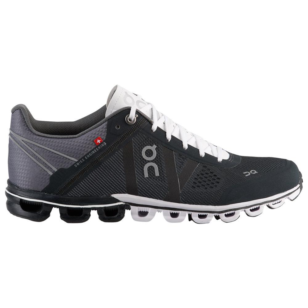 オン On レディース ランニング・ウォーキング シューズ・靴【Cloudflow】Black/White