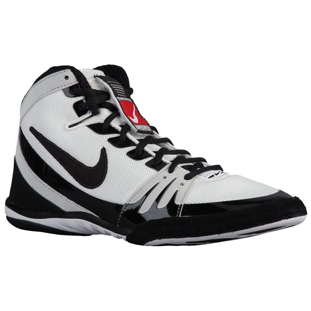 ナイキ Nike メンズ レスリング シューズ・靴【Freek】White/Black