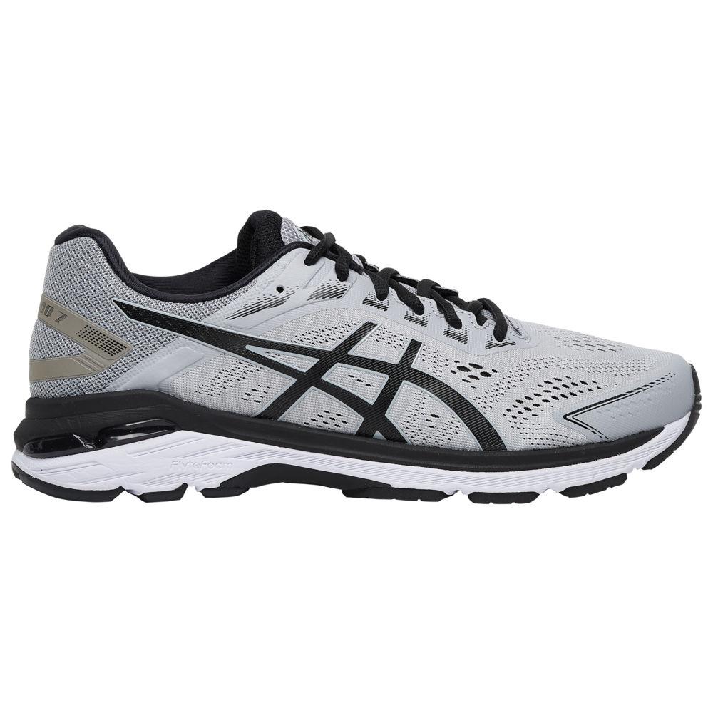 アシックス ASICS(r) メンズ ランニング・ウォーキング シューズ・靴【GT-2000 V7】Mid Grey/Black