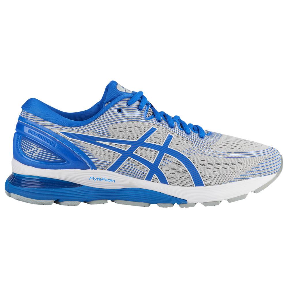 アシックス ASICS(r) メンズ ランニング・ウォーキング シューズ・靴【GEL-Nimbus 21 Lite Show】Mid Grey/Illusion Blue
