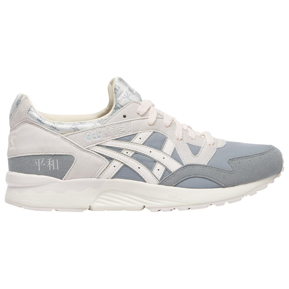 アシックス ASICS Tiger メンズ ランニング・ウォーキング シューズ・靴【GEL-Lyte V】Stone Grey/Blush