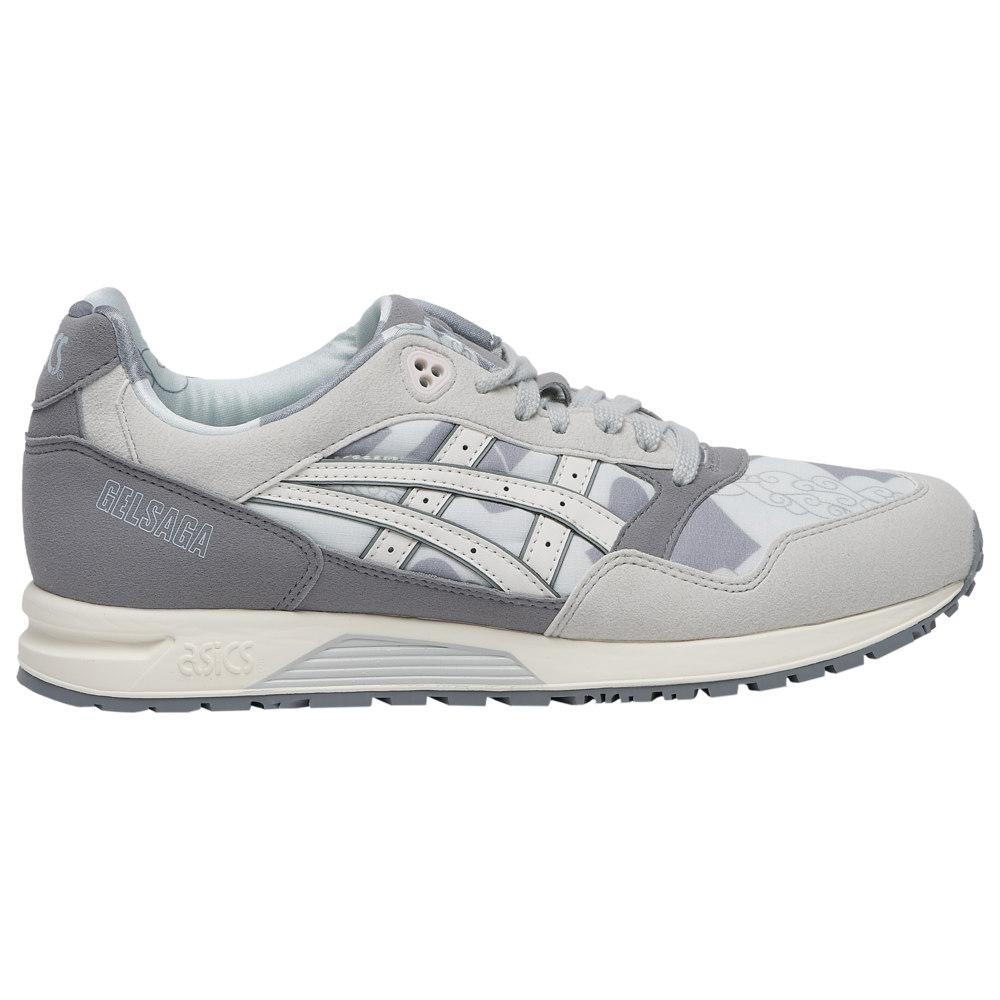 アシックス ASICS Tiger メンズ ランニング・ウォーキング シューズ・靴【GEL-Saga】Stone Grey/Blush