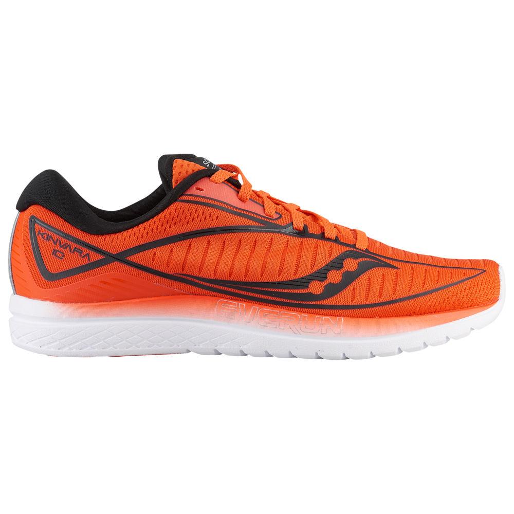 サッカニー Saucony メンズ ランニング・ウォーキング シューズ・靴【Kinvara 10】Orange/Black