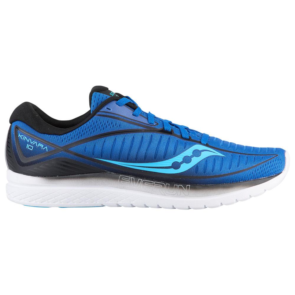 サッカニー Saucony メンズ ランニング・ウォーキング シューズ・靴【Kinvara 10】Blue/Black
