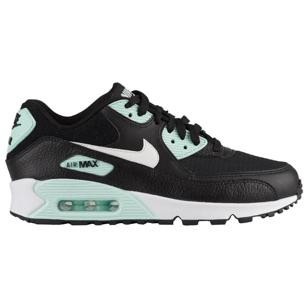 ナイキ Nike レディース ランニング・ウォーキング シューズ・靴【Air Max 90】Black/Summit White/Igloo/White