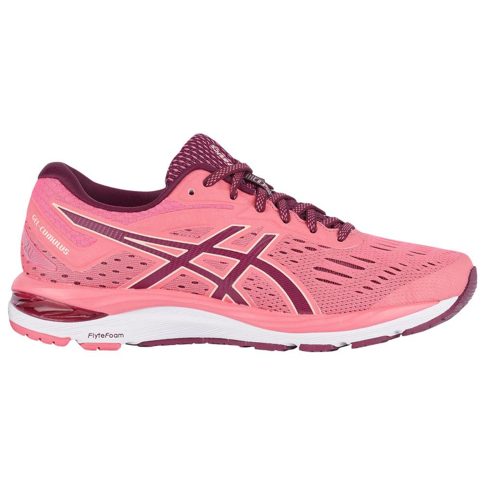 アシックス ASICS(r) レディース ランニング・ウォーキング シューズ・靴【GEL-Cumulus 20】Pink Cameo/Roselle