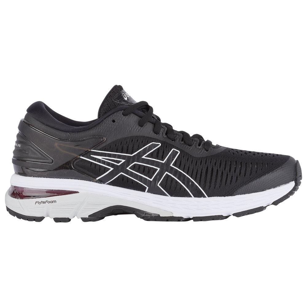 アシックス ASICS(r) レディース ランニング・ウォーキング シューズ・靴【GEL-Kayano 25】Black/Glacier Grey