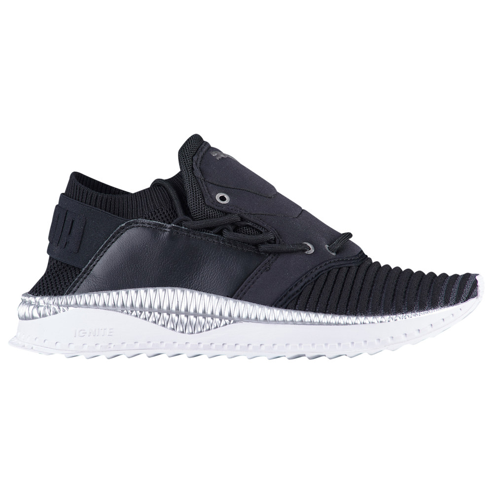 プーマ PUMA レディース ランニング・ウォーキング シューズ・靴【Tsugi Shinsei Evoknit】Black/Asphalt/White