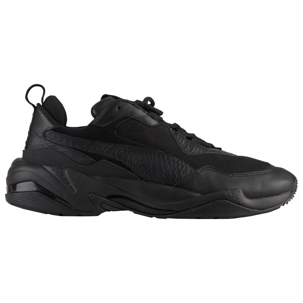 プーマ PUMA メンズ ランニング・ウォーキング シューズ・靴【Thunder Desert】Black/Black