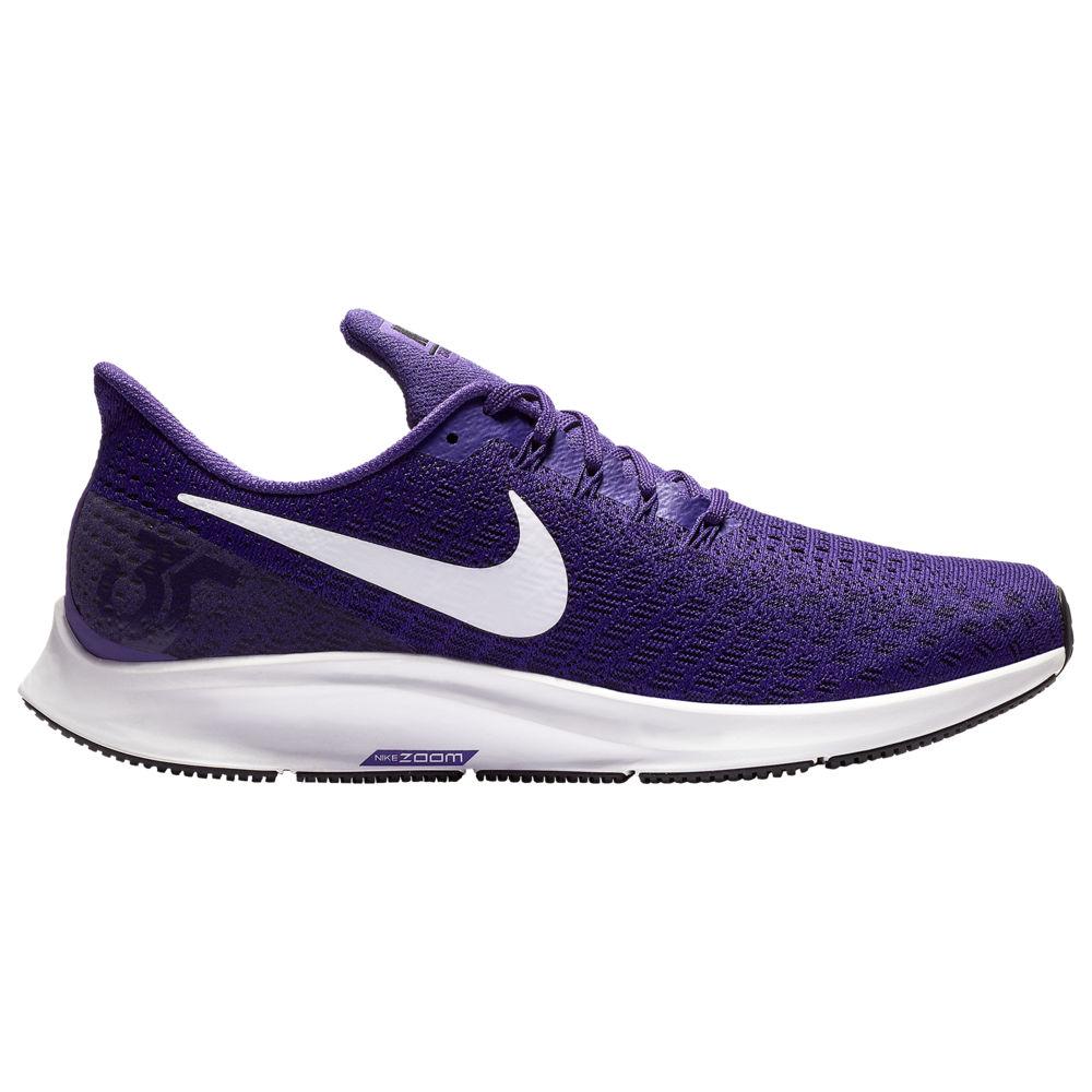 ナイキ Nike メンズ ランニング・ウォーキング シューズ・靴【Air Zoom Pegasus 35】Court Purple/White/Purple Dynasty/Black