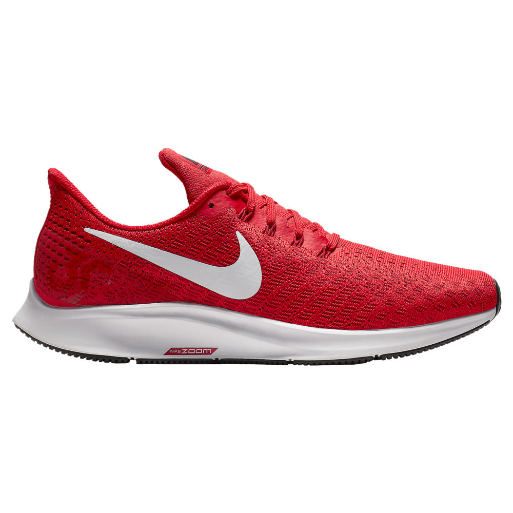 ナイキ Nike メンズ ランニング・ウォーキング シューズ・靴【Air Zoom Pegasus 35】University Red/White/Tough Red/Black