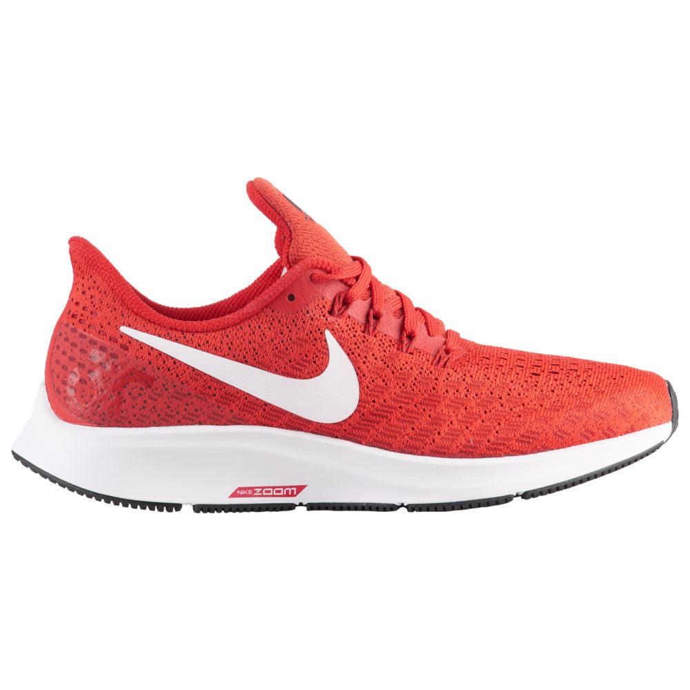 ナイキ Nike レディース ランニング・ウォーキング シューズ・靴【Air Zoom Pegasus 35】University Red/White/Tough Red/Black