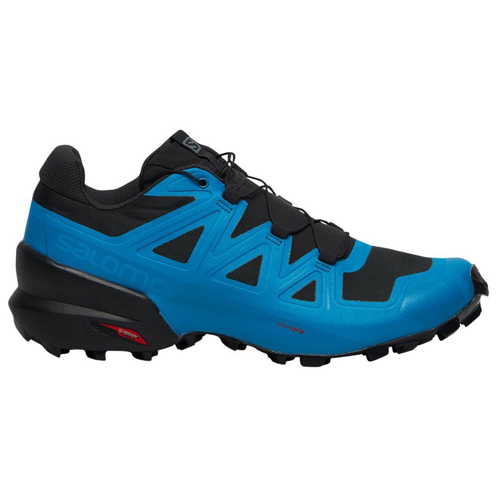 サロモン Salomon メンズ ランニング・ウォーキング シューズ・靴【Speedcross 5】Phantom/Caneel Bay