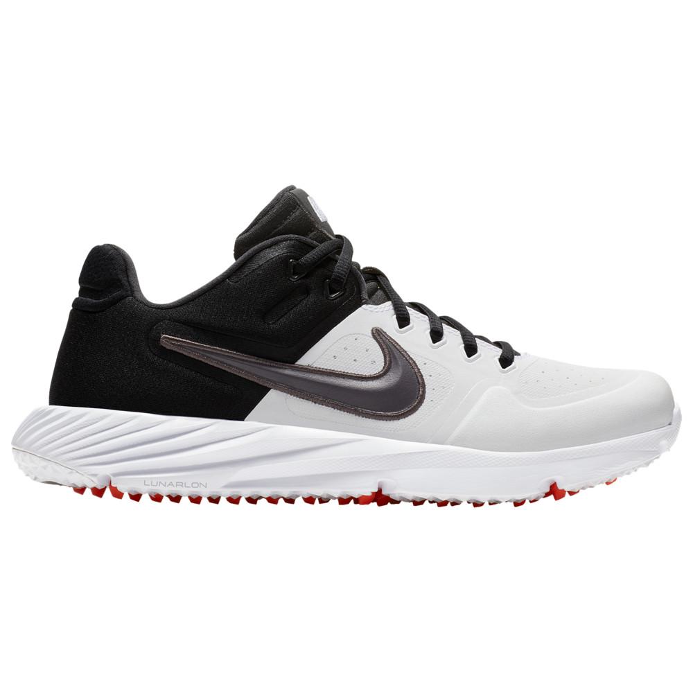ナイキ Nike レディース 野球 シューズ・靴【Alpha Huarache Elite 2 Turf】White/Thunder Grey
