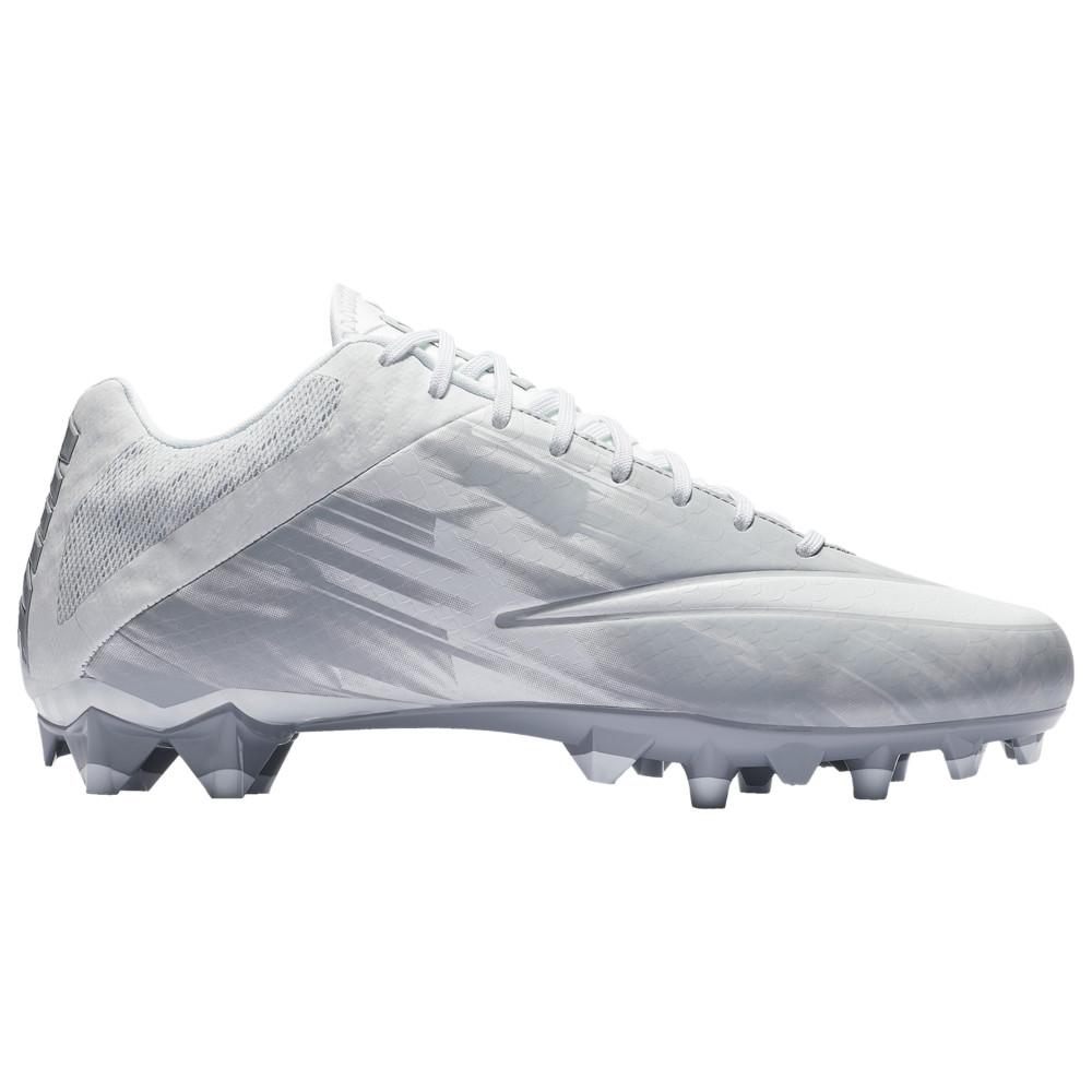 ナイキ Nike メンズ ラクロス シューズ・靴【Vapor Speed 2 Lacrosse】White/White/Wolf Grey/Wolf Grey