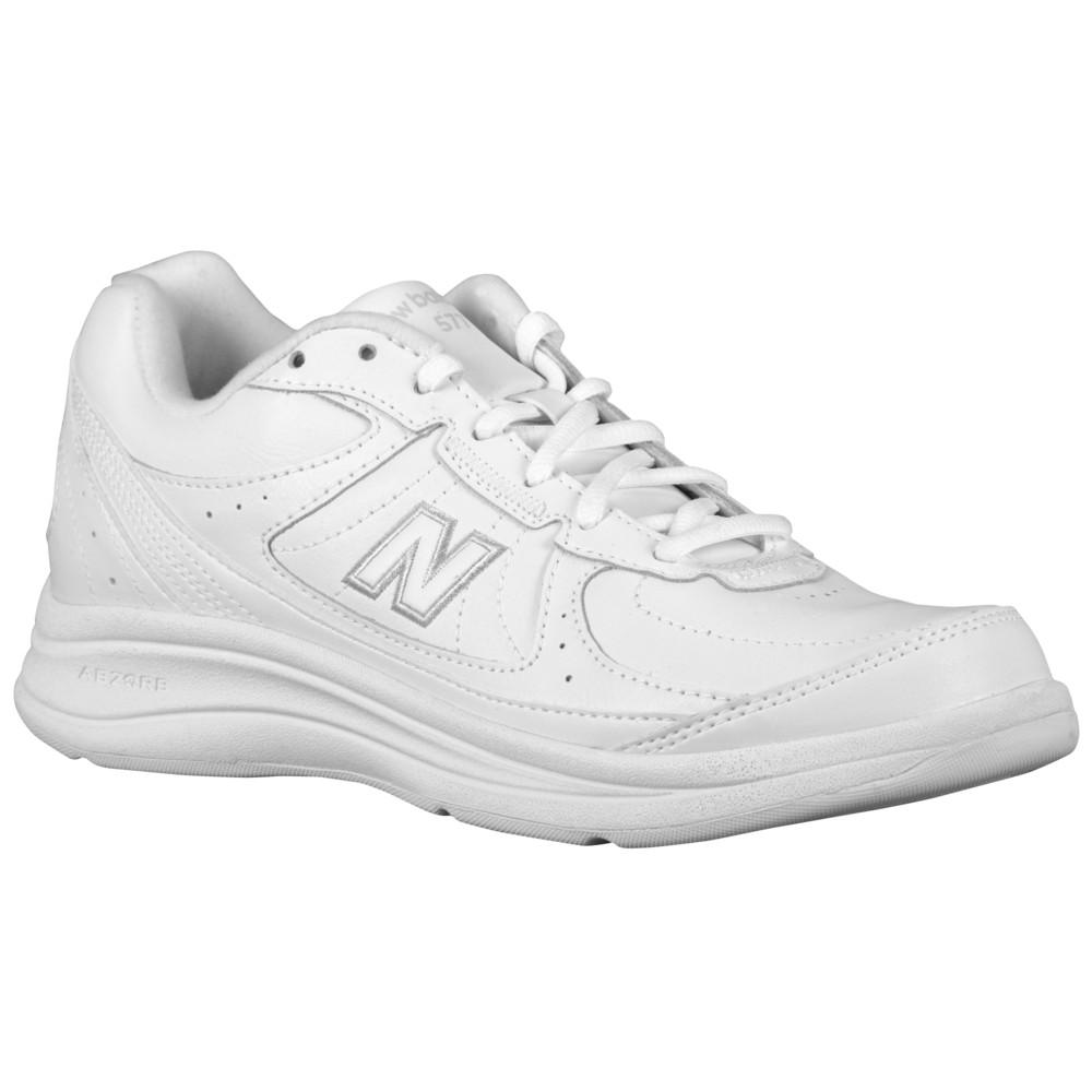 ニューバランス New Balance レディース ランニング・ウォーキング シューズ・靴【577】White