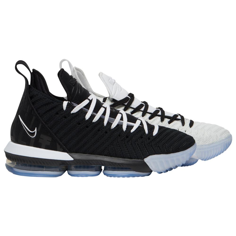 ナイキ Nike メンズ バスケットボール シューズ・靴【LeBron 16】Lebron James White/Black