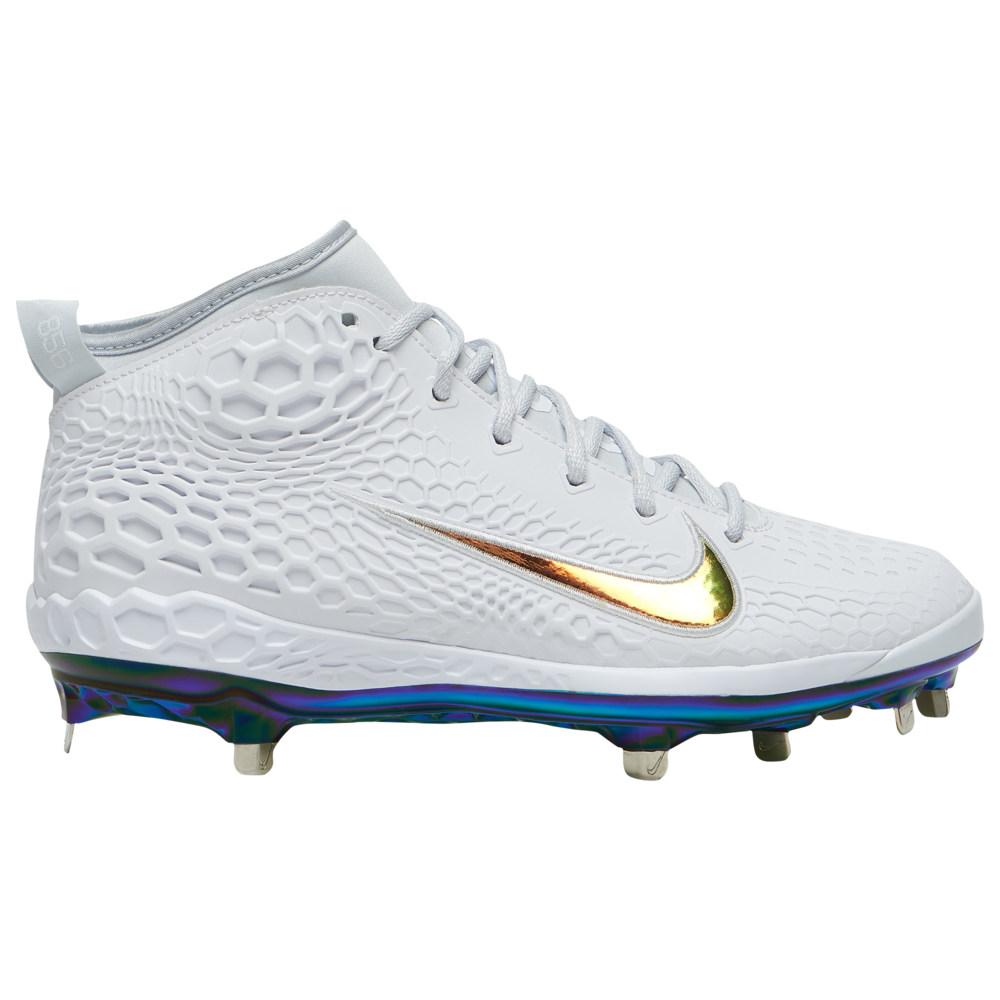 新しいコレクション ナイキ Nike メンズ Nike 野球 シューズ・靴 Training【Force Zoom ナイキ Trout 5】White/Multicolor/Total Orange Spring Training Pack, ハナイズムジャパン:5a39a2d3 --- canoncity.azurewebsites.net