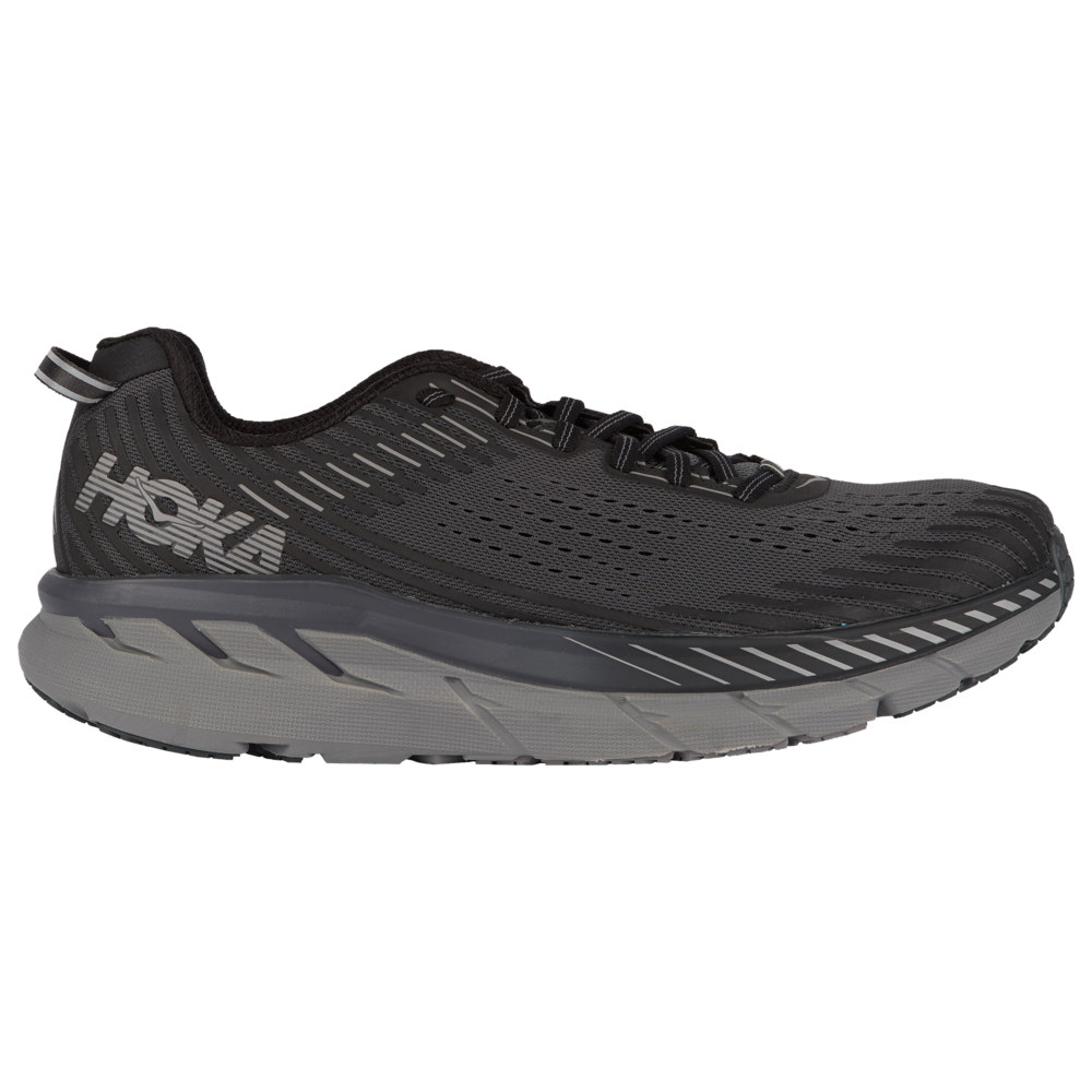 ホカ オネオネ HOKA ONE ONE メンズ ランニング・ウォーキング シューズ・靴【Clifton 5】Anthracite/Dark Shadow