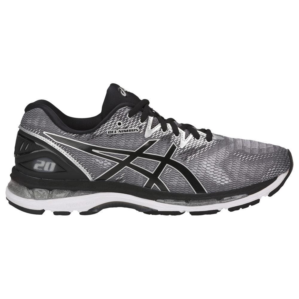 アシックス ASICS(r) メンズ ランニング・ウォーキング シューズ・靴【GEL-Nimbus 20】Carbon/Black/Silver