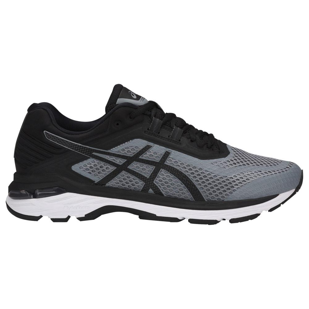 アシックス ASICS(r) メンズ ランニング・ウォーキング シューズ・靴【GT-2000 V6】Stone Grey/Black/White