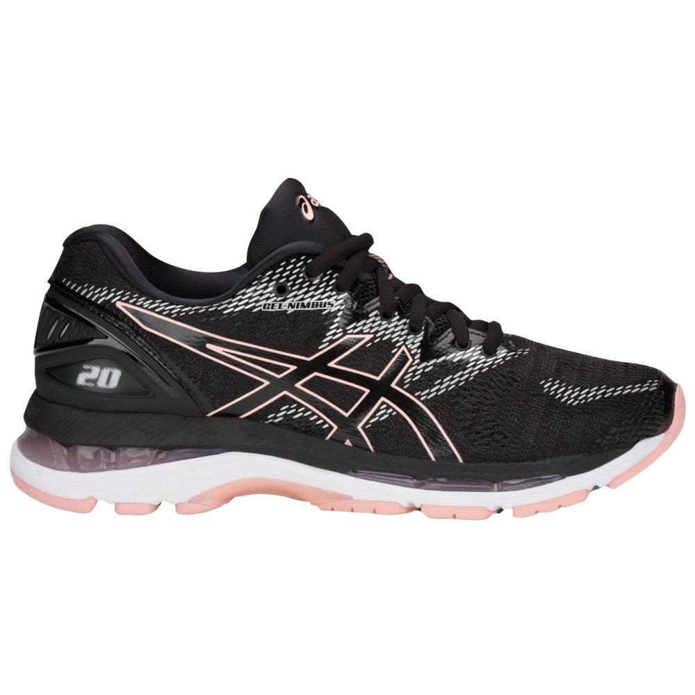 アシックス ASICS(r) レディース ランニング・ウォーキング シューズ・靴【GEL-Nimbus 20】Black/Frosted Rose