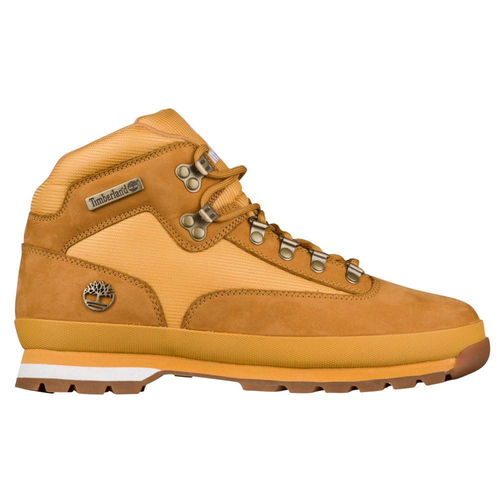 ティンバーランド Timberland メンズ ハイキング・登山 シューズ・靴【Euro Hiker】Wheat Nubuck