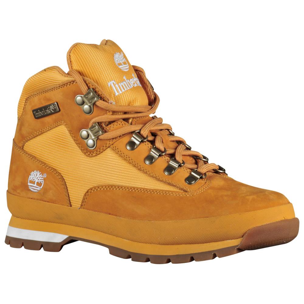 ティンバーランド Timberland メンズ ハイキング・登山 シューズ・靴【Euro Hiker】Wheat Nubuck Nubuck