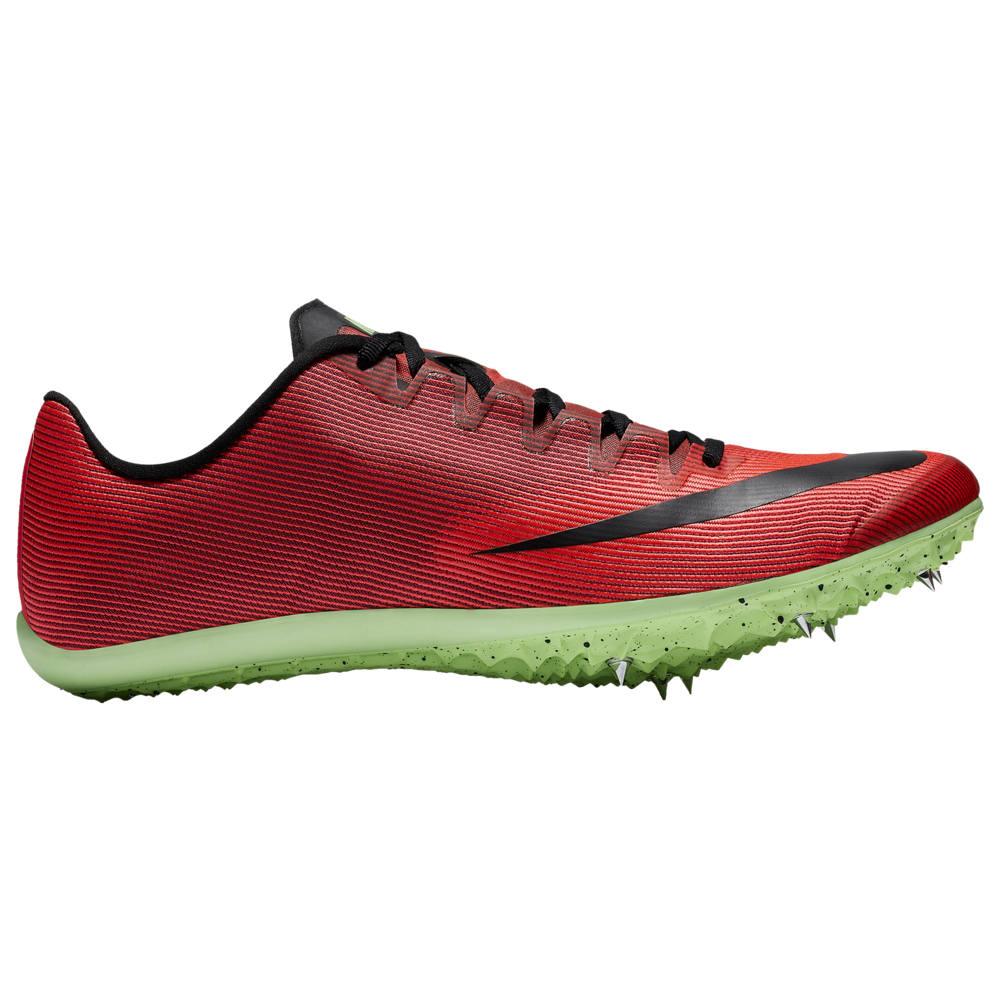 ナイキ Nike メンズ 陸上 シューズ・靴【Zoom 400】Red Orbit/Black/Bright Crimson/Lime Blast