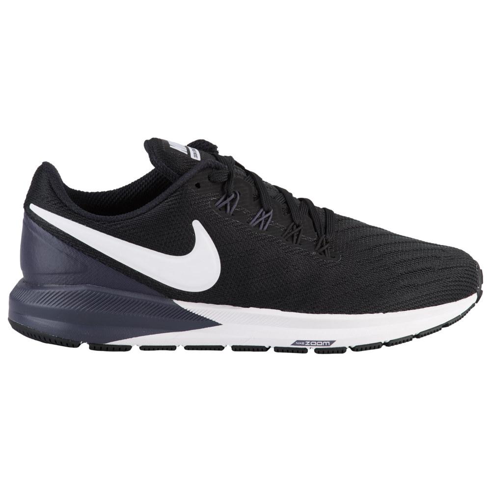 ナイキ Nike レディース ランニング・ウォーキング シューズ・靴【Air Zoom Structure 22】Black/White/Gridiron