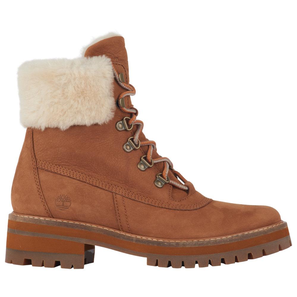 6 premium waterproof boots w/ satin collar】 Timberland