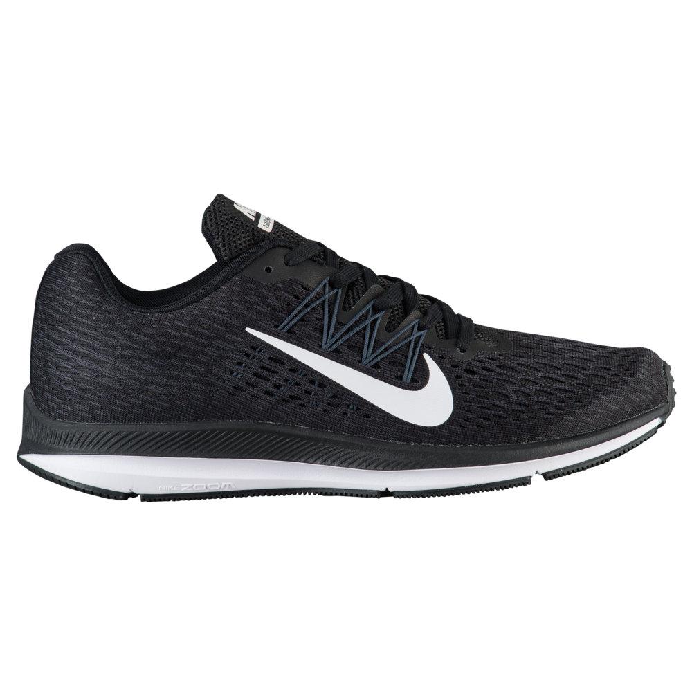 ナイキ Nike メンズ ランニング・ウォーキング シューズ・靴【Zoom Winflo 5】Black/White/Anthracite
