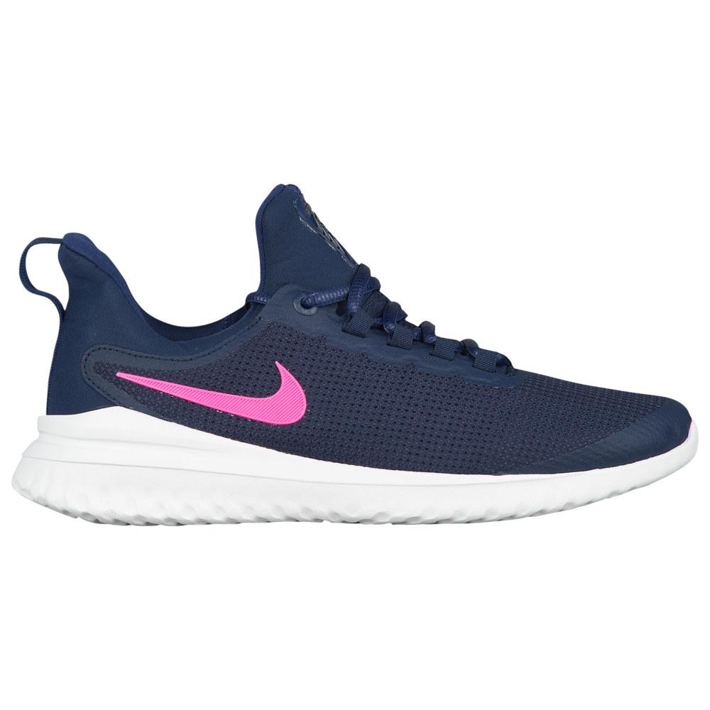 ナイキ Nike レディース ランニング・ウォーキング シューズ・靴【Renew Rival】Obsidian/Pink Blast/Midnight Navy/Summit White