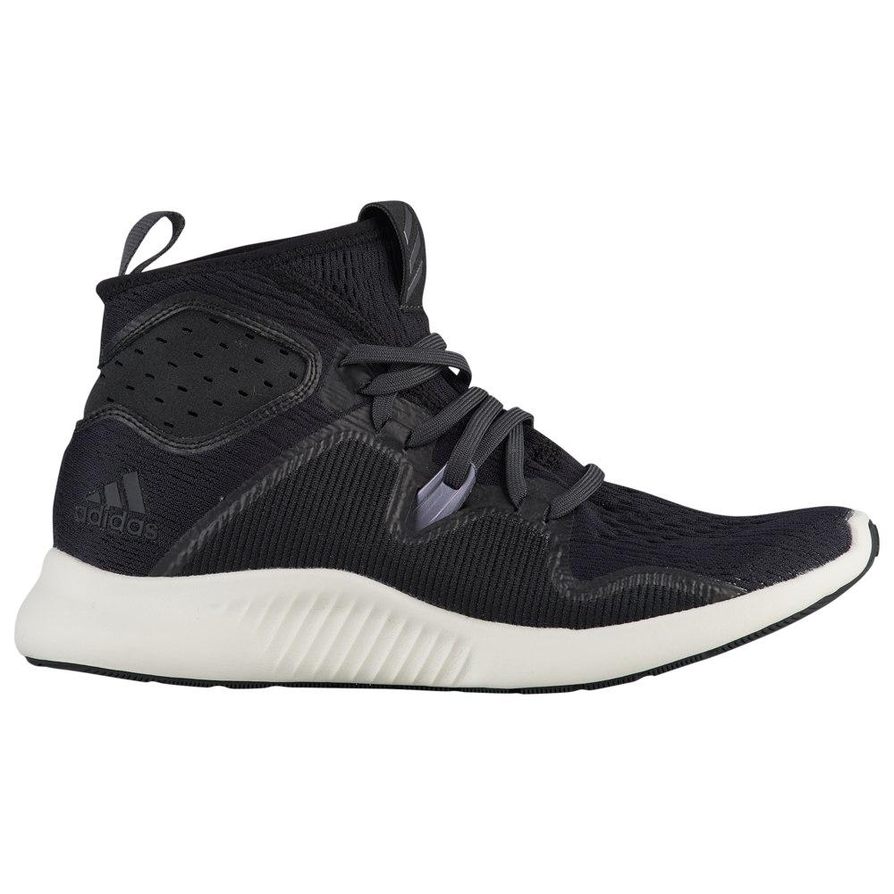 アディダス adidas レディース ランニング・ウォーキング シューズ・靴【Edgebounce Mid】Core Black/Carbon/Cloud White