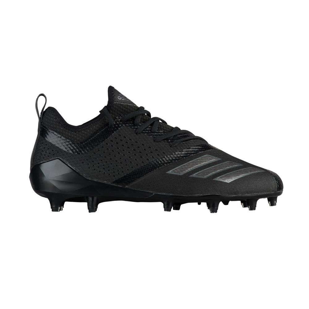 アディダス adidas メンズ アメリカンフットボール シューズ・靴【adiZero 5-Star 7.0】Black/Metallic Night/Metallic Night
