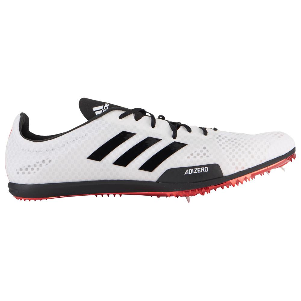 アディダス adidas メンズ 陸上 シューズ・靴【adiZero Ambition 4】White/Core Black/Shock Red