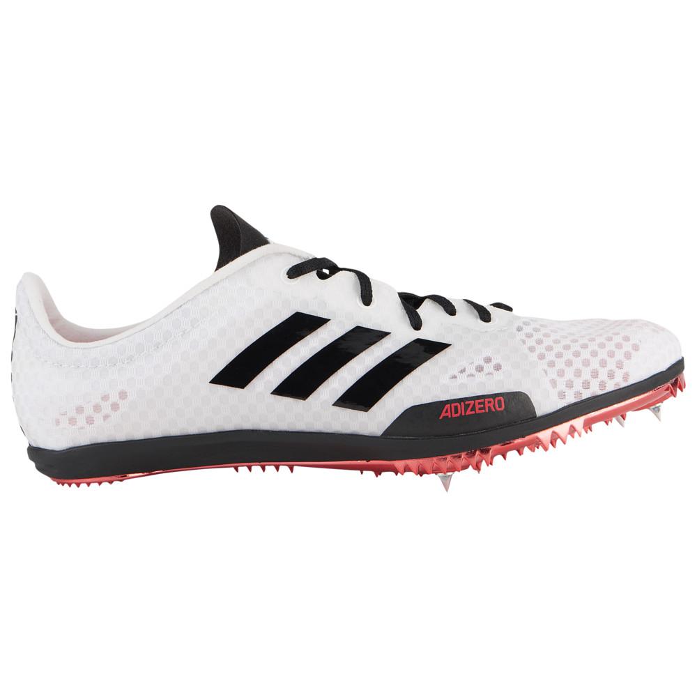 アディダス adidas レディース 陸上 シューズ・靴【adiZero Ambition 4】White/Core Black/Shock Red