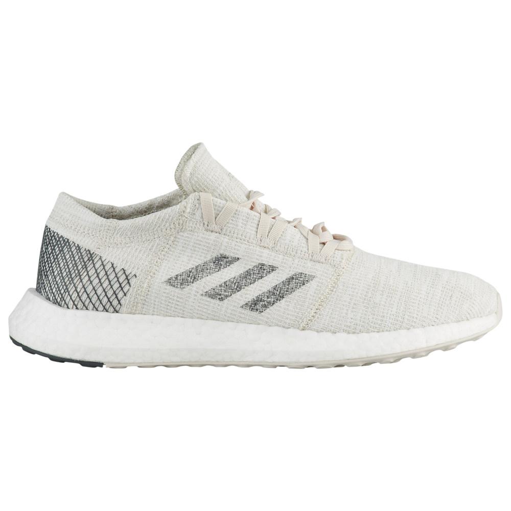 アディダス adidas メンズ ランニング・ウォーキング シューズ・靴【Pureboost Go】Non-Dyed/Grey Six/Raw White