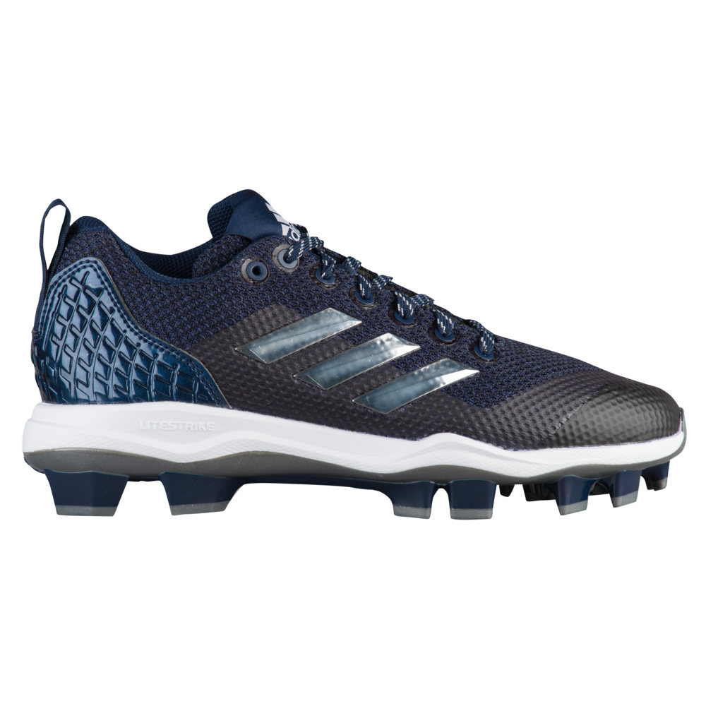 アディダス adidas レディース 野球 シューズ・靴【Poweralley 5 TPU】Collegiate Navy
