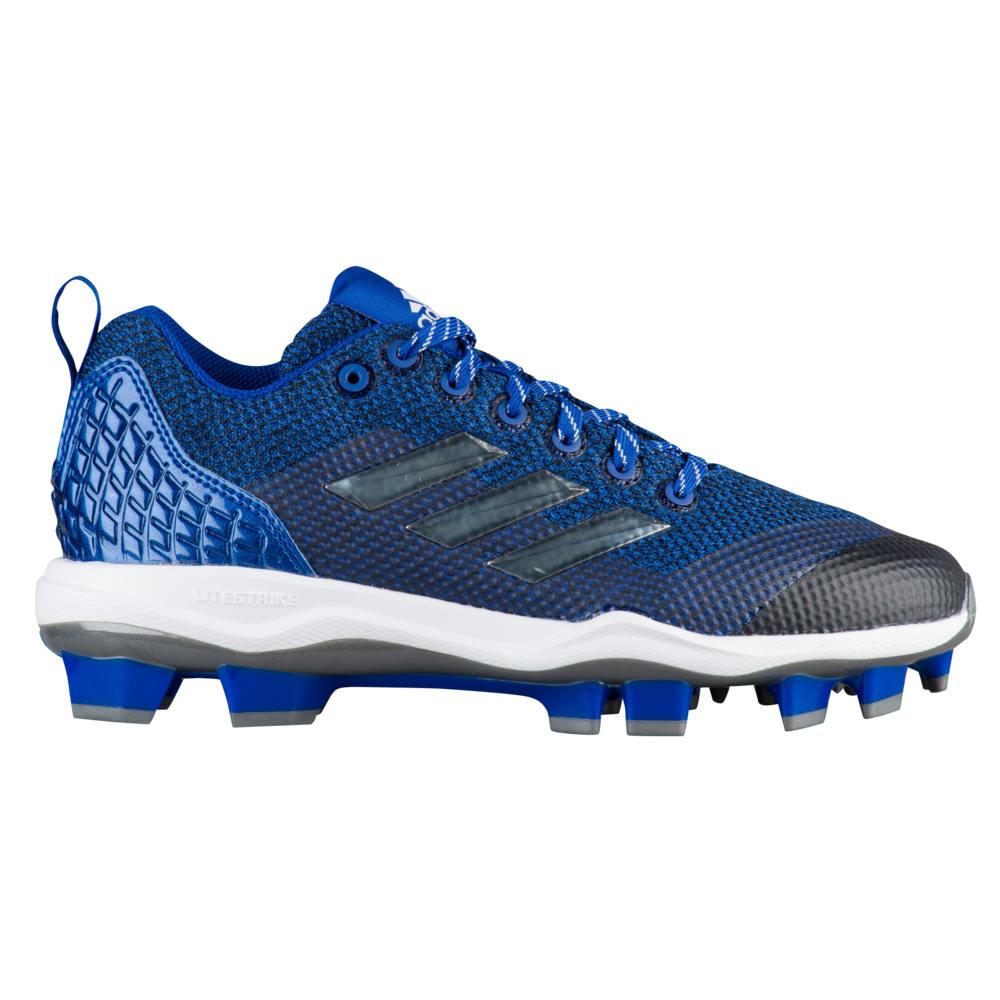 アディダス adidas レディース 野球 シューズ・靴【Poweralley 5 TPU】Collegiate Royal